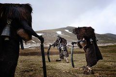 Tribes, Runner-up: Niko Vavdinoudis, Griechenland