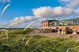 Strandhotel in Deutschland: Seesteg auf Norderney