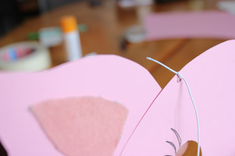 Karneval: Basteltipp: Faschingsmasken aus Pappe - Bild 12
