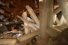 Höhle der Kristalle, Naica, Mexiko