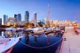 8. Platz: Toronto