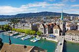 7. Platz: Zürich