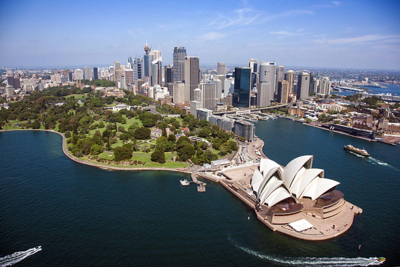 6. Platz: Sydney
