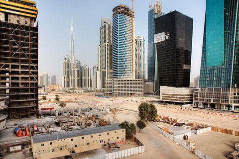 Fotogalerie: Die Megametropole Dubai