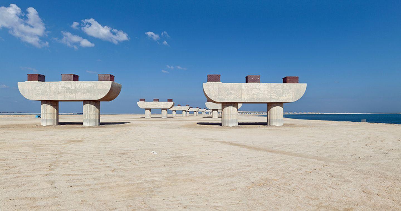 """""""The Palm, Jebel Ali"""", 2013"""