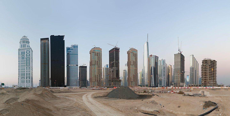 Jumeirah Lake Towers, 2013
