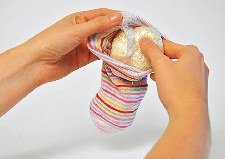 DIY: Basteln mit Socken - Bild 4