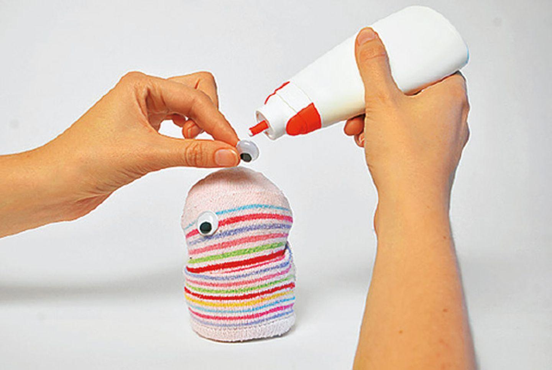 DIY: Basteln mit Socken - Bild 6