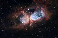 Sternentstehungsgebiet
