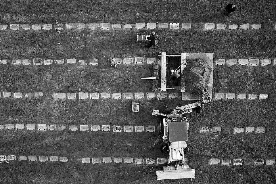 World Press Photo Awards 2015: Düstere Drohnen-Bilder