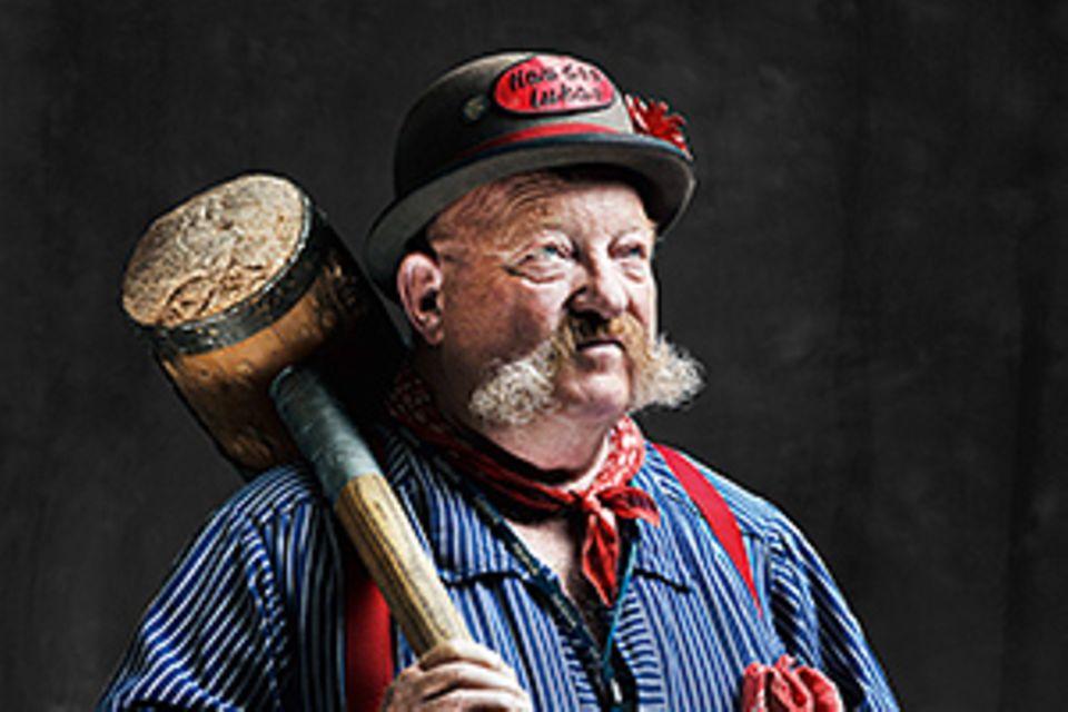 Fotogalerie: Zuckerbrot und Spiele - Porträts vom Hamburger Dom