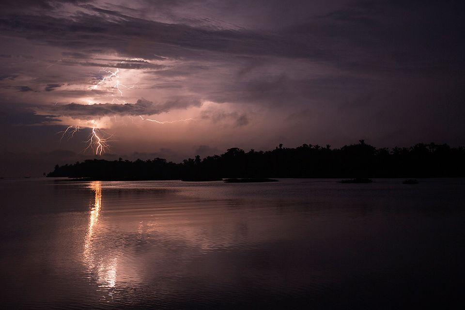 Venezuela: Das Dorf der tausend Blitze