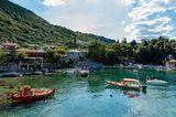 Naturhafen auf Pilion