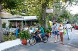 Stadtleben auf Pilion
