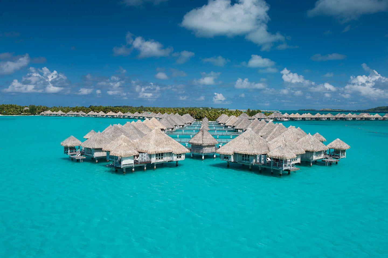 St. Regis Bora Bora Resort, Motu Piti Aau