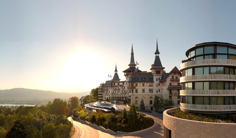 Hotel Dolder Grand, Zürich