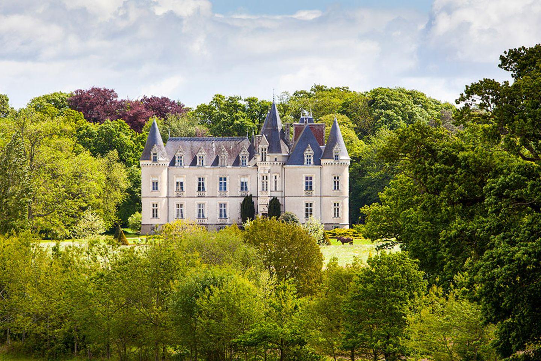Frankreich: Chateau des Tesnières