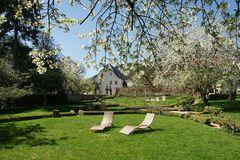 Deutschland: Herrenhaus Barthélemy