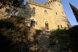 Italien: Castello dell'Oscano