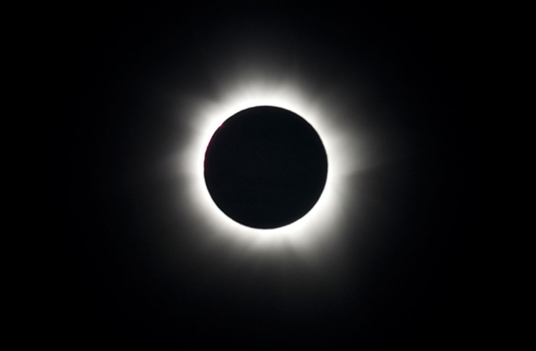 Sonnenfinsternis: Im Schatten des Mondes