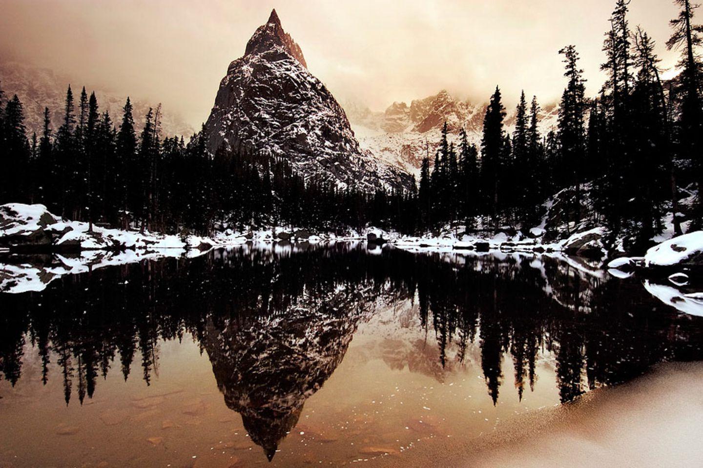 USA: Lone Eagle Peak