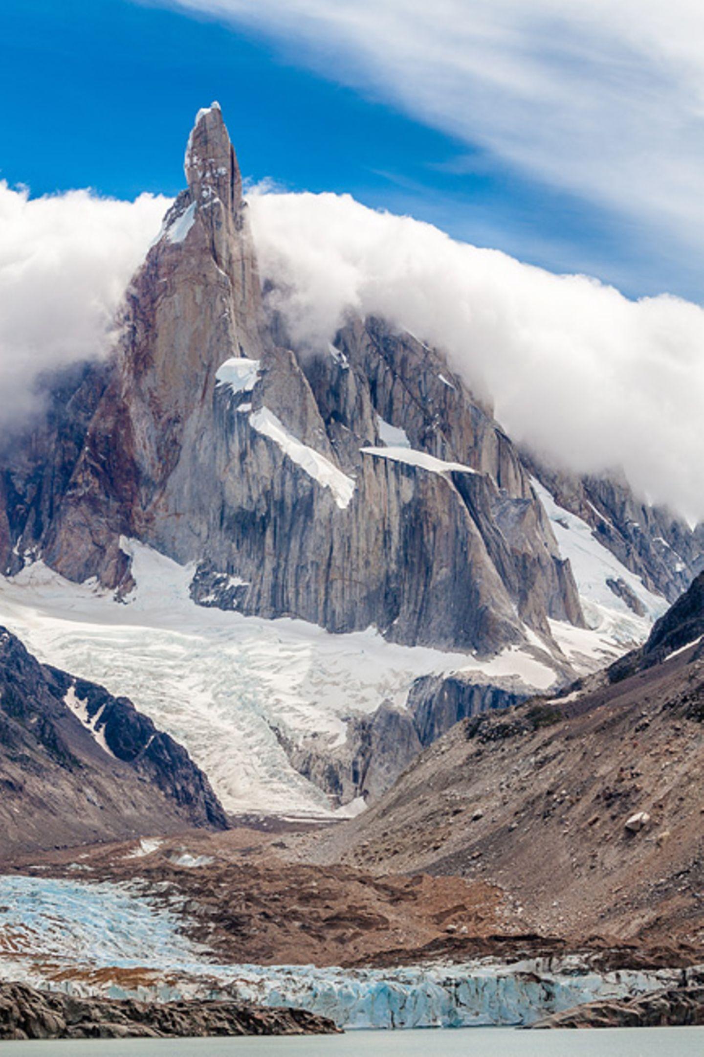 Patagonien, Argentinien/Chile: Cerro Torre