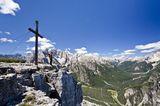 Italien: Monte Piano