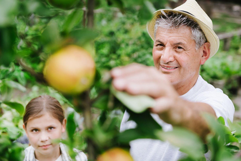 Ist eine Umstellung auf vegetarische Ernährung auch für ältere Menschen problemlos möglich?