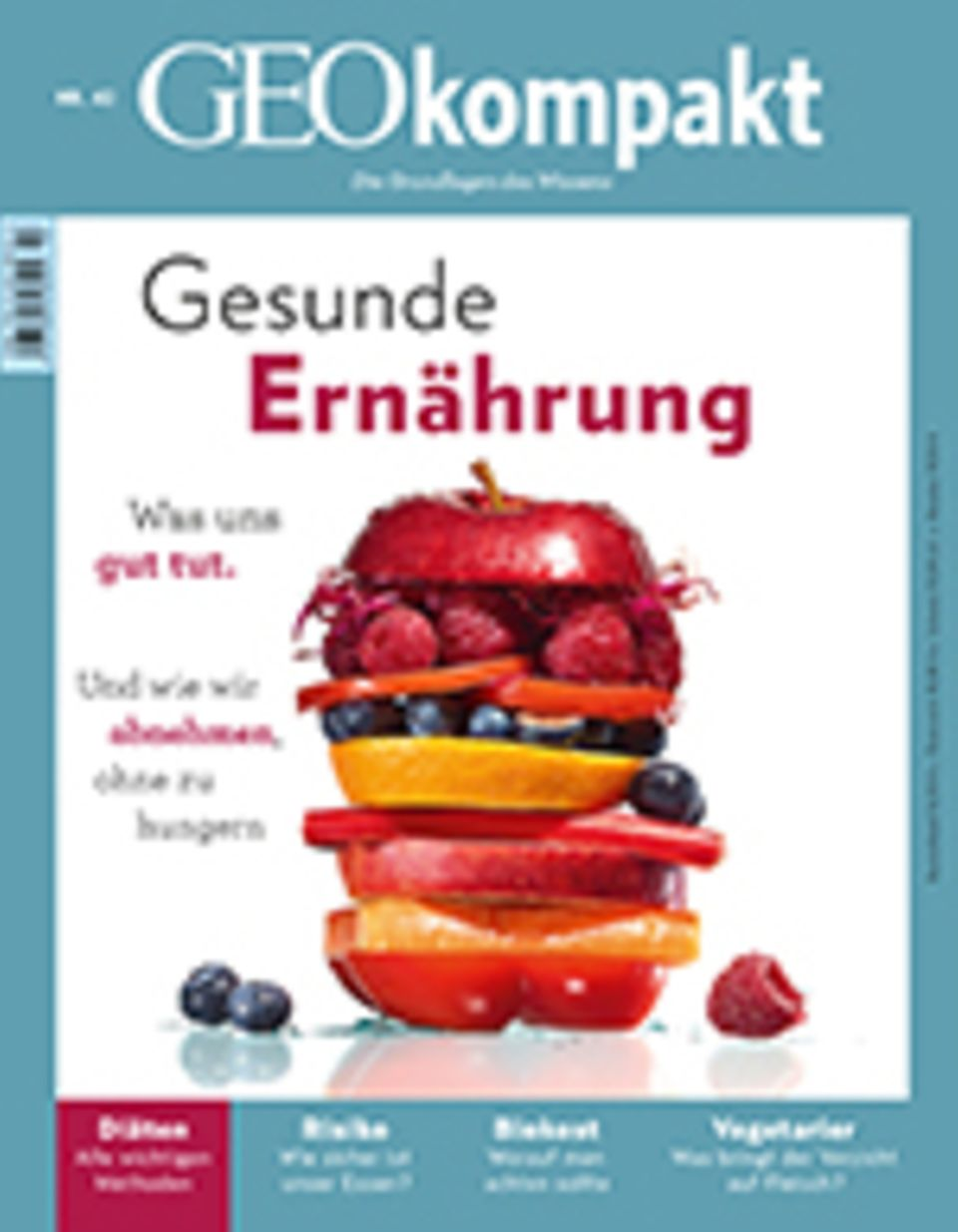 Ernährung: Elf Fragen zum Vegetarismus