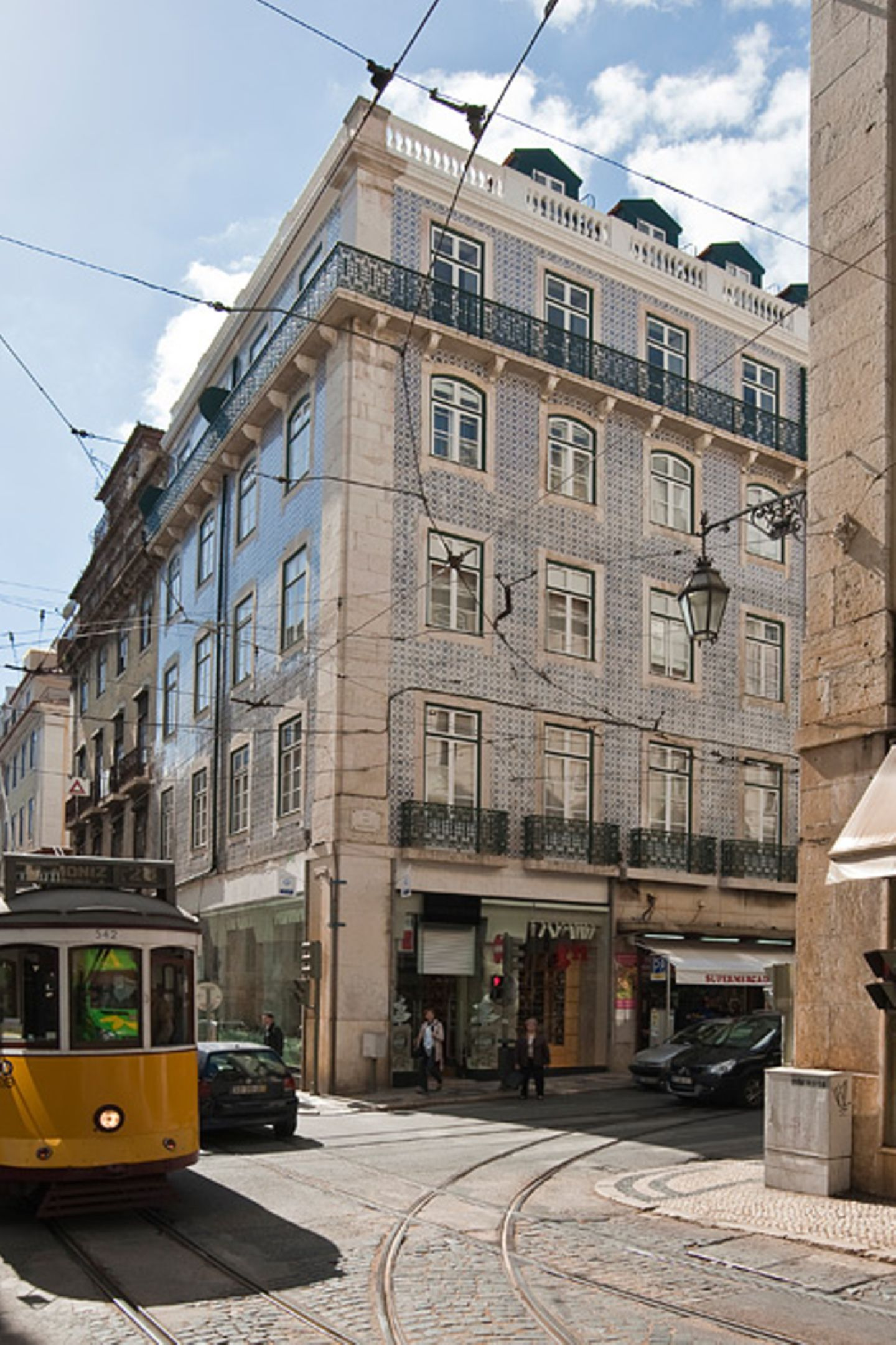 Baixa House in Lissabon, Portugal