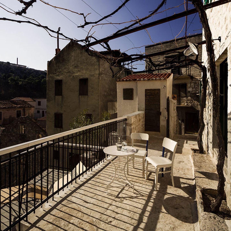 Kuca Kemena in Novigrad, Dalmatien, Kroatien