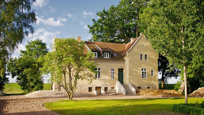 Pfarrhaus Mödlich in Lenzerwische, Deutschland