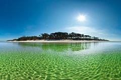 Insel in der Ostsee