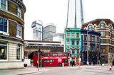 Corner of Bermondsey Street and Tooley Street