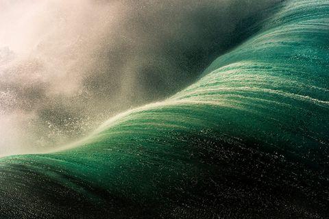Surf-Fotografie: Die perfekten Wellen von Ray Collins