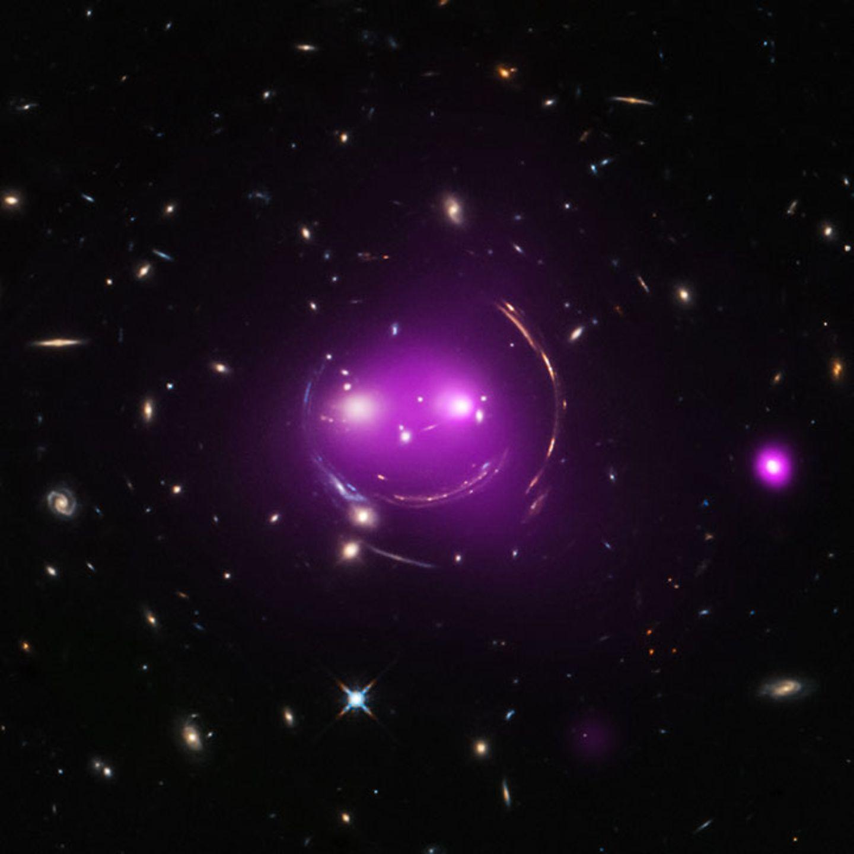 Galaktischer Smiley (17.12.2015)