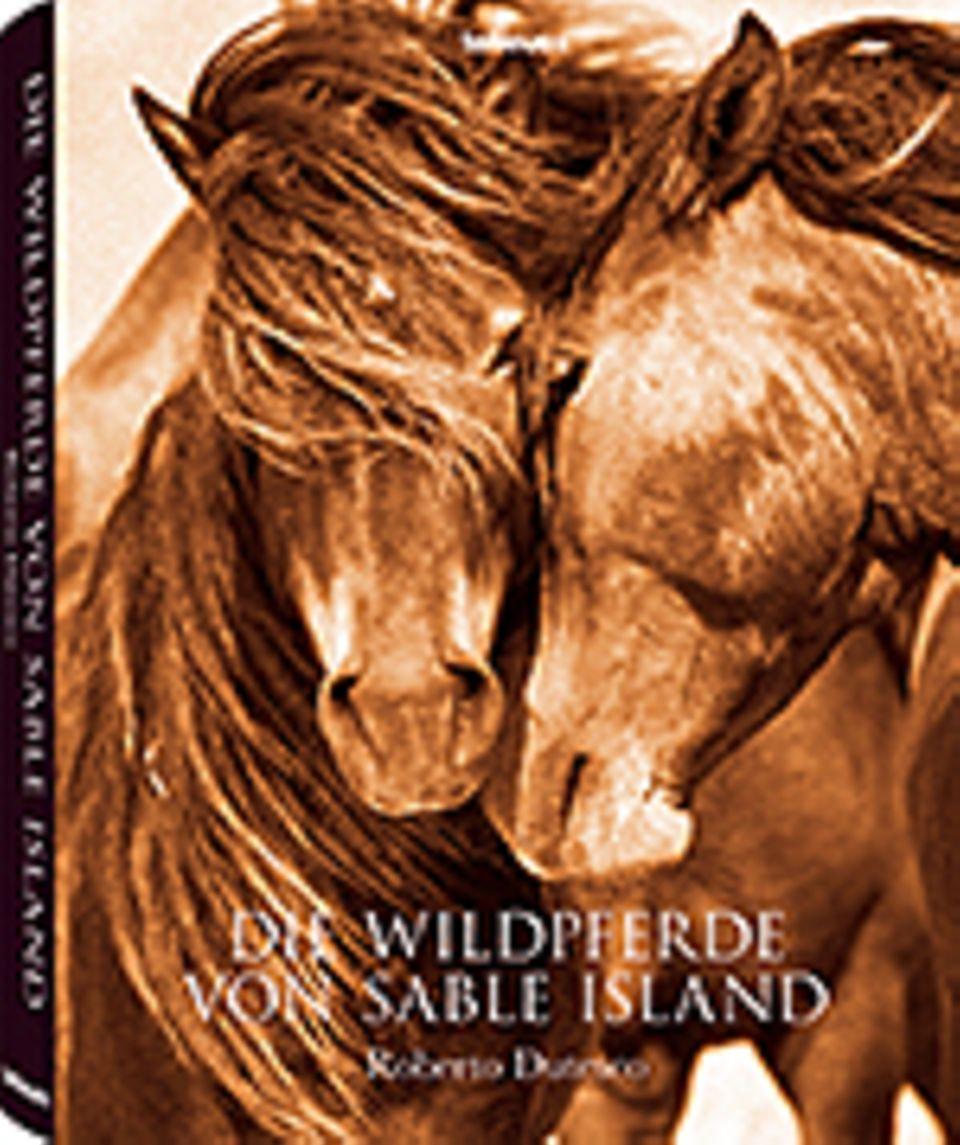 Fotogalerie: Roberto Dutesco Die Wildpferde von Sable Island 344 Seiten, 8 Altarfalze Hardcover mit Schutzumschlag 119 farb- und 83 s/w-Abb. teNeues Verlag 2014