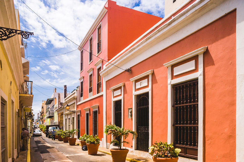 Karibik: Amerikanischer Freistaat, Puerto Rico, San Juan