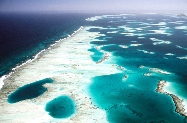 Karibik: Inseln unter dem Winde, Dependencias Federales, Archipel Los Roques