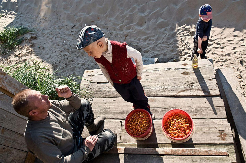Erntezeit in Schoina