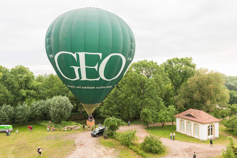 GEO-Ballon