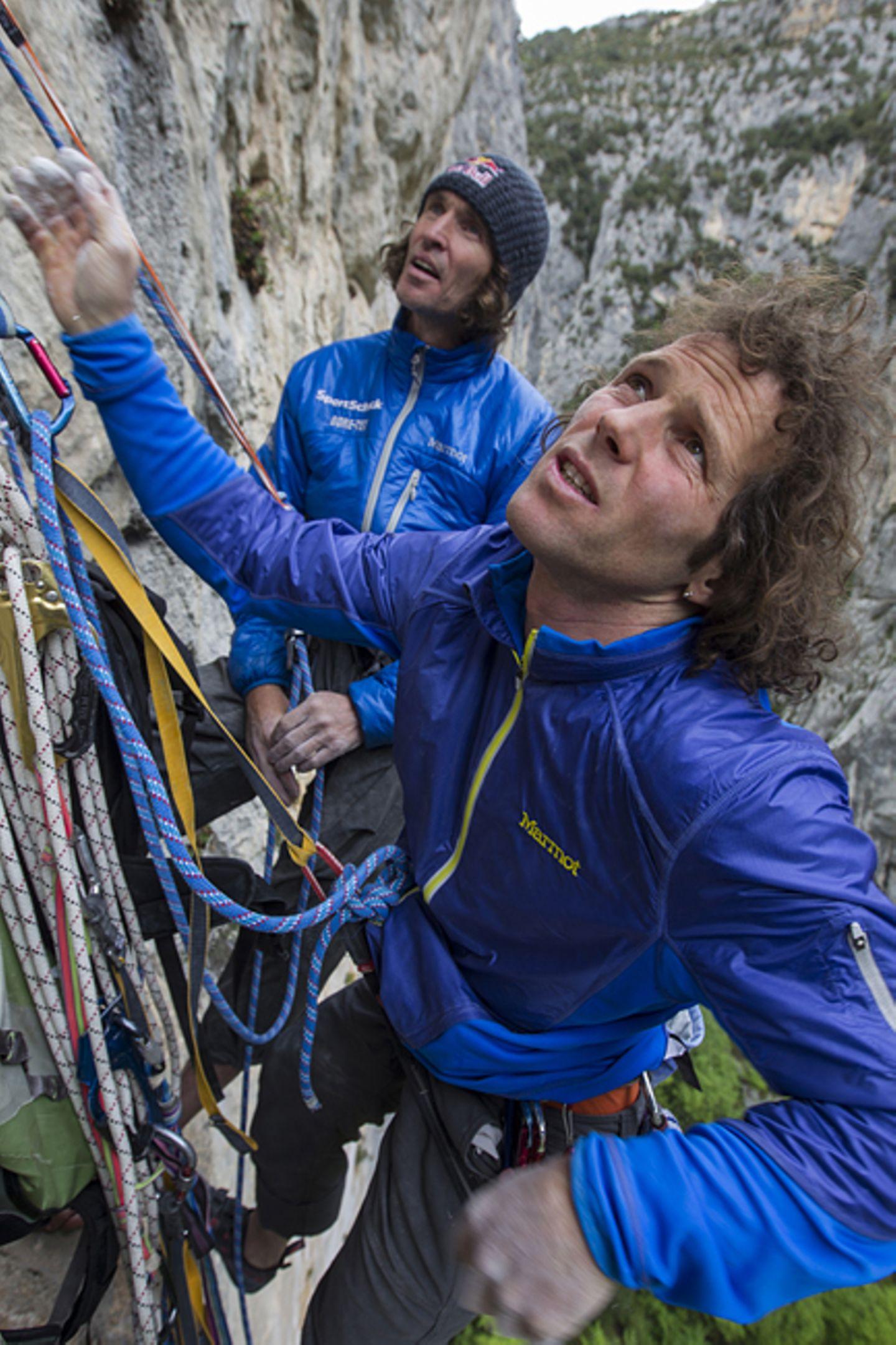 Mehr als nur Kletterpartner