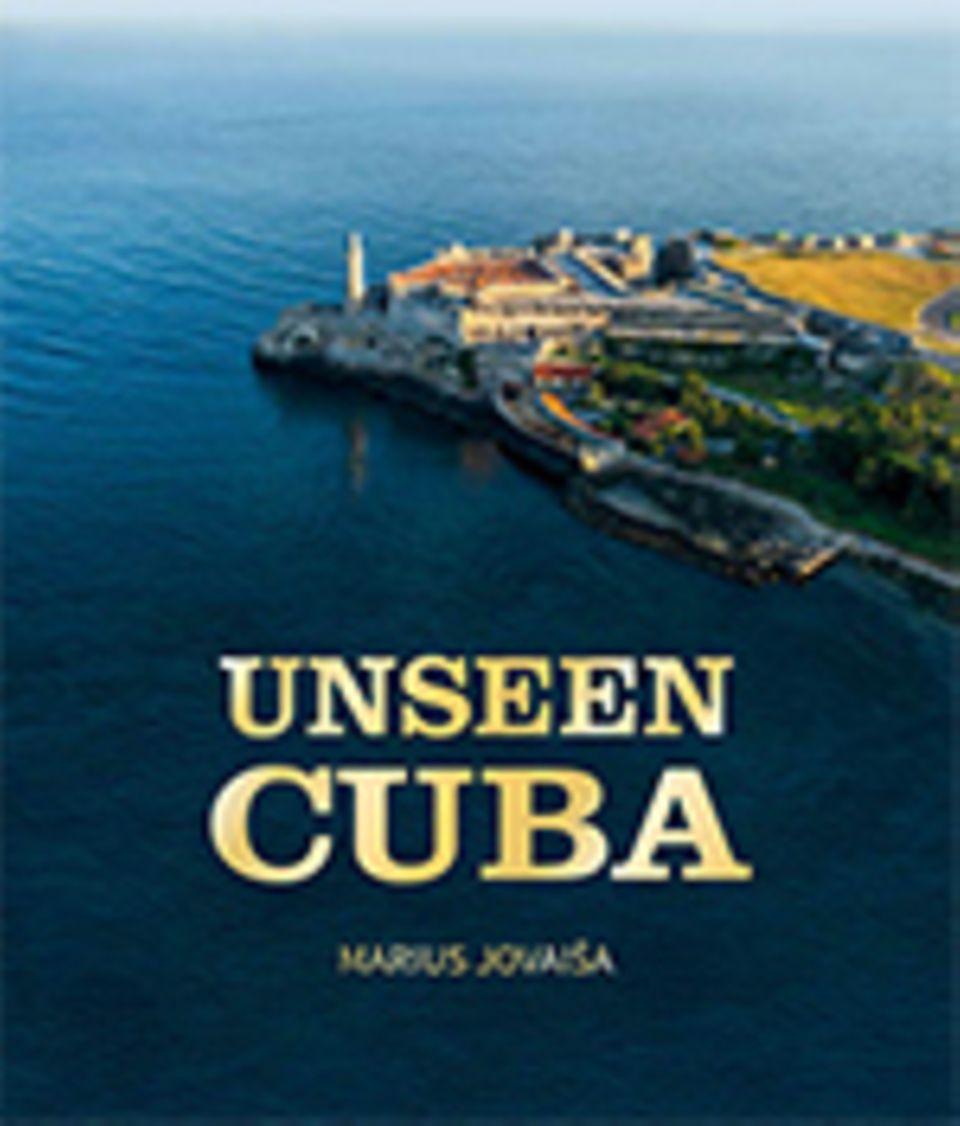 Erstmals Luftaufnahmen: Unseen Cuba, Marius Jovaisa. Englisch, 2015, 439 Seiten, gebunden, 99,95 $