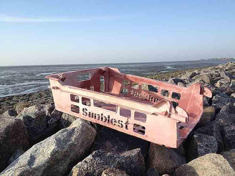Umweltschutz: Strandgut mal anders - Bild 9