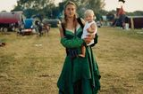 Corina und Anarchy Rose, 2003