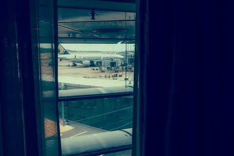 Changi Airport in Singapur: Hier macht selbst das Warten Spaß