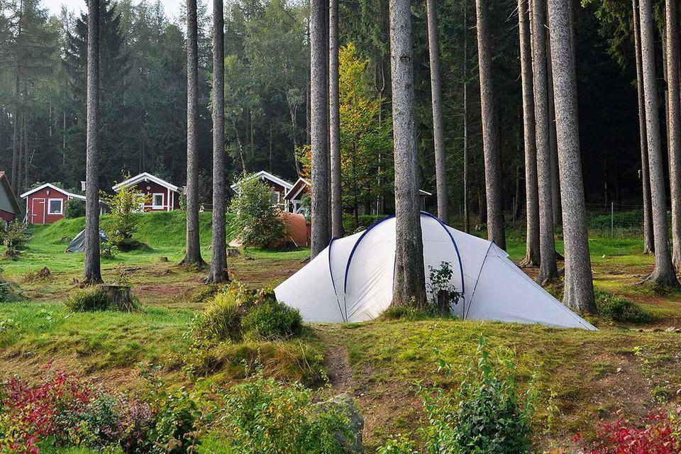 Cool Camping Deutschland: Zehn sensationelle Zeltplätze