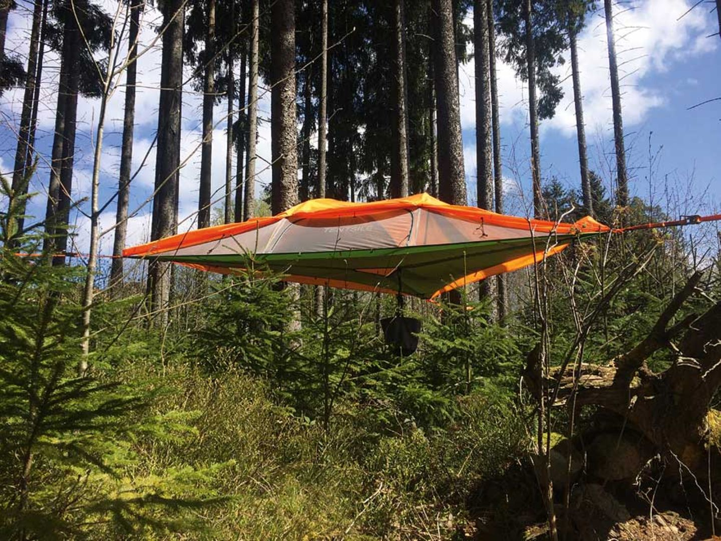 Cool Camping: Schwarzwald-Camp, Schluchsee