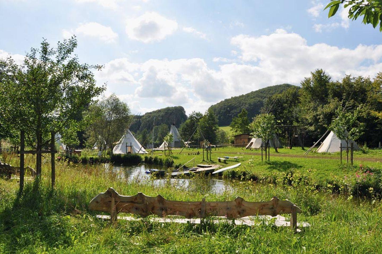 Cool Camping: Biohof Gensler, Poppenhausen