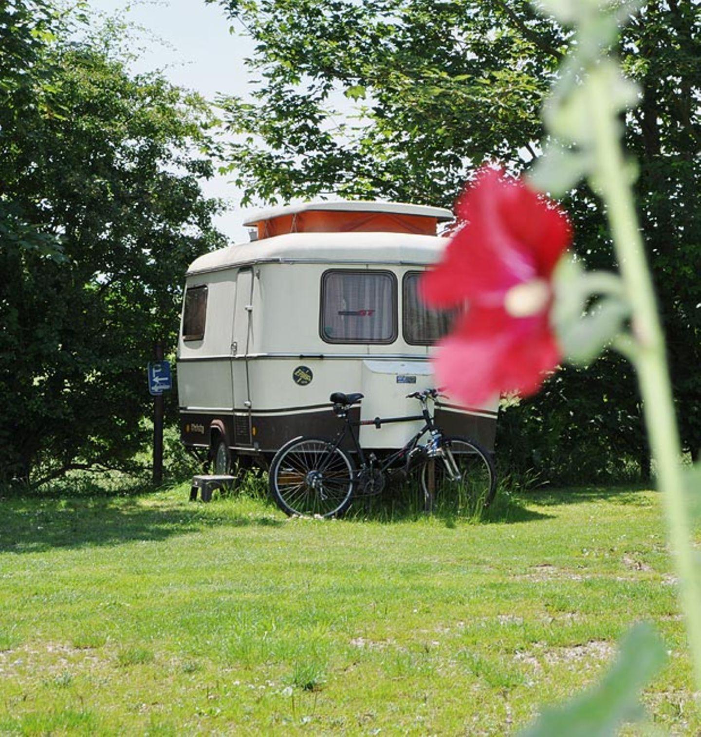 Cool Camping: Minicamping Kleingarn, Sulsdorf auf Fehmarn
